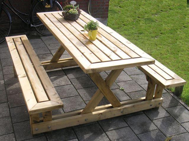 Fai da Te – Costruire un Tavolo da Picnic